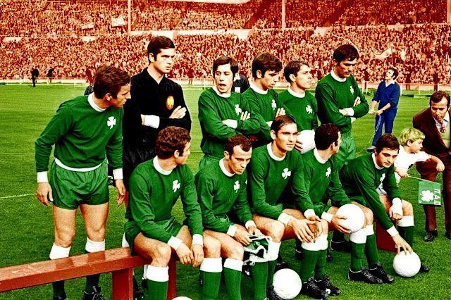 Equipos de fútbol: PANATHINAIKOS Subcampeón de Europa 1971