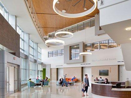 Lentz Public Health Center  Community Healthcare Design, #healthcare