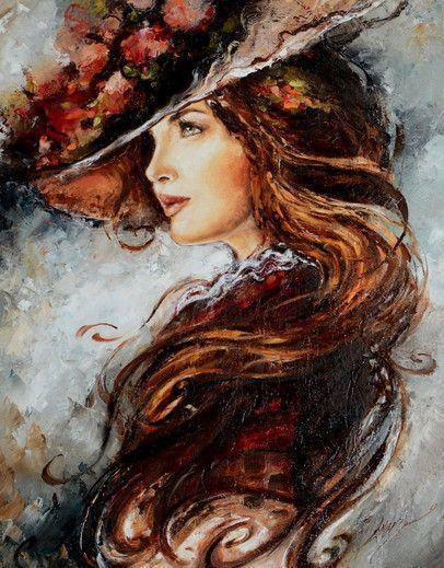 Bild Tajemnicza - Künstler Elżbieta Brożek                                                                                                                                                      Mehr