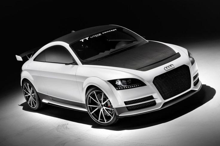 Awesome Audi: Audi TT ultra quattro Concept 2013...  Audi tt Check more at http://24car.top/2017/2017/07/13/audi-audi-tt-ultra-quattro-concept-2013-audi-tt/