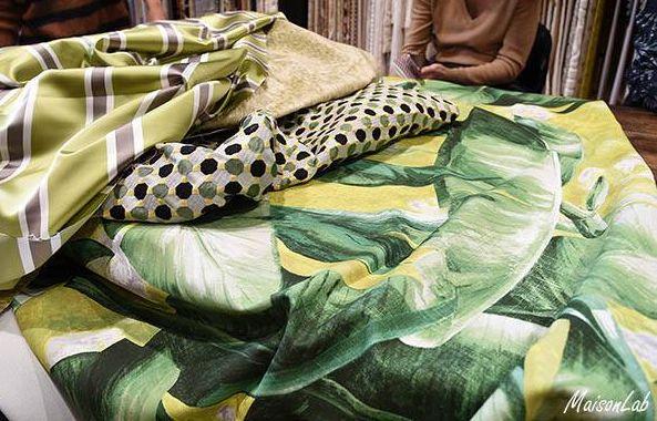 DUCA, DAMA, TRONO CORONA #fabrics by BROCHIER
