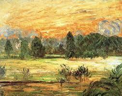 Sunsets, Camille Pissarro                                                                                                                                                                                 More