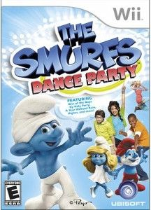 The Smurfs Dance Party Wii Game