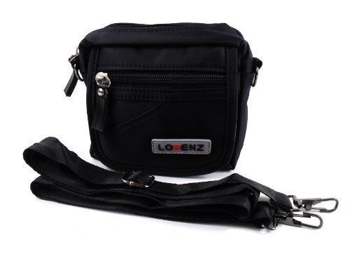 New Trending Bumbags: Lorenz Adult Nylon Shoulder-Handbags Small Black. Lorenz Adult Nylon Shoulder-Handbags Small Black   Special Offer: $6.92      111 Reviews UNISEX BLACK NYLON SMALL BAG BELT STRAP SHOULDER STRAP CROSS OVER BODY WHAT A GREAT LITTLE BAG COULD BE USED AS A BELT/BUM BAG OR AS A SMALL SHOULDER BAG,BIG ENOUGH FOR PURSE ,PHONE,CAMERA IN FACT ALL...