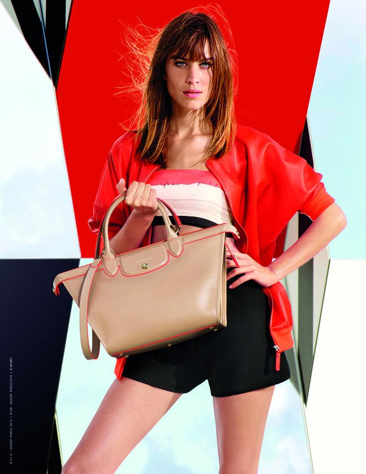 Le Pliage Heritage! #Longchamp www.longchamp.com