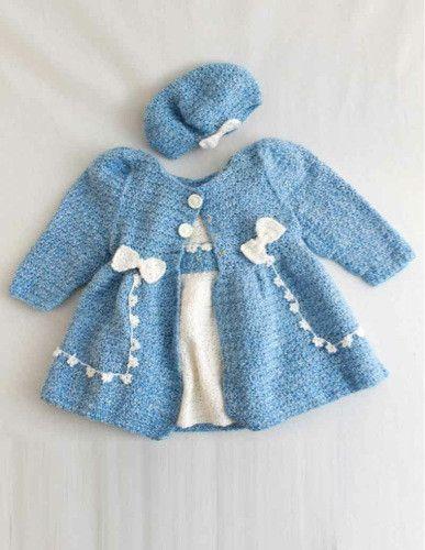 Maggie's Crochet · Bon Bon Dress & Jacket Set Crochet Pattern