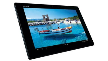 Hands on: Sony Xperia Tablet Z