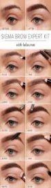 Beste Make-up Party Gold Augenbrauen Ideen – Makeup ✨