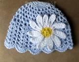 Cute Free Crochet Baby Hat Patterns