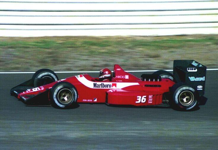 1988 GP Japonii (Suzuka) Dallara F188 - Ford (Alex Caffi)