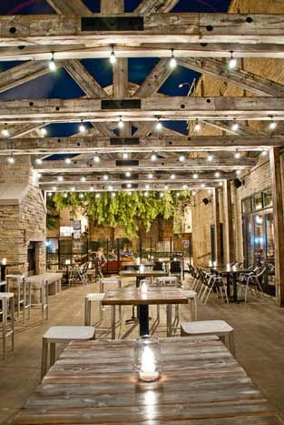 17 Best ideas about Restaurant Patio on Pinterest