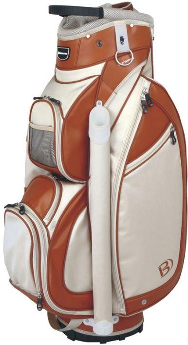 Miss Bennington (Champagne) Bennington Ladies 14-Way Golf Cart Bag! More golf bags at #lorisgolfshoppe
