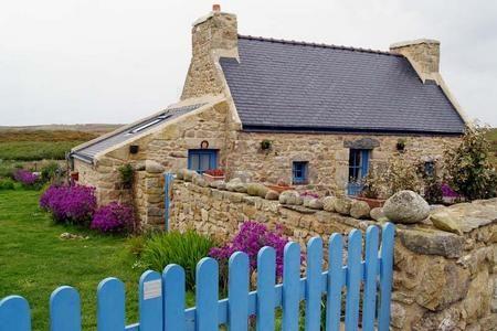 Jolie petite maison - Île D'Ouessant .Ouessant #Finistère #Bretagne #Brittany #myfinistere