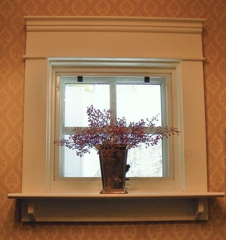 Kitchen Window With Ledge: 50 Best Window Seats & Big Windows Images On Pinterest