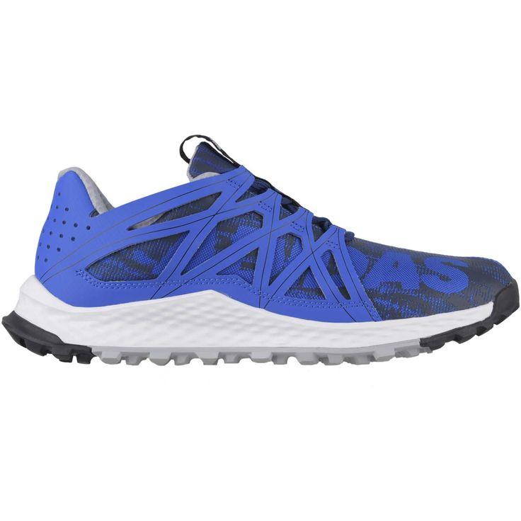 Zapatilla de Hombre  adidas vigor bounce m Azul / Blanco, Material: Sintetico-textil, Color: Azul / Blanco, Taco: 1 cm, Forro: Textil, Planta: Sintético, Plantilla: Textil.