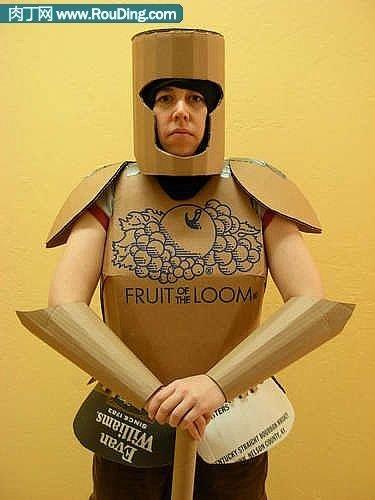Как приготовить маскарадный костюм рыцаря т дома