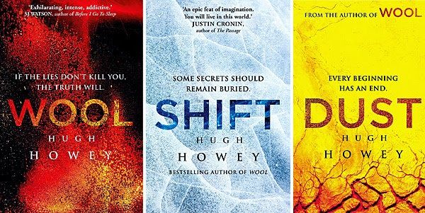 Silo series by Hugh Howey