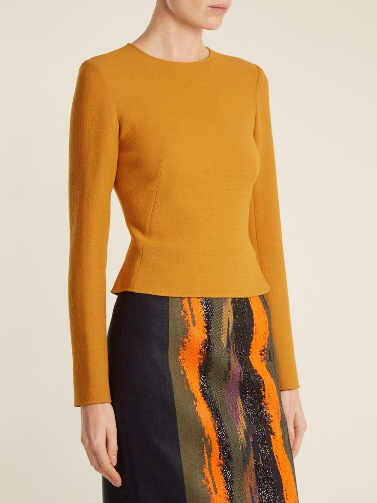 Urban long-sleeved wool top | Carl Kapp | MATCHESFASHION.COM US