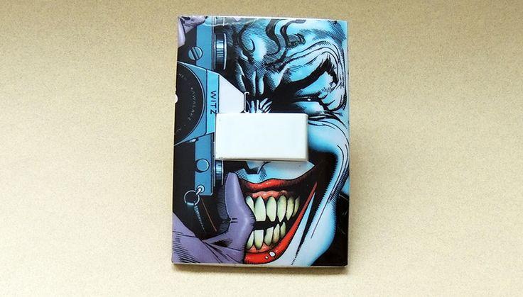 interruptor de luz joker