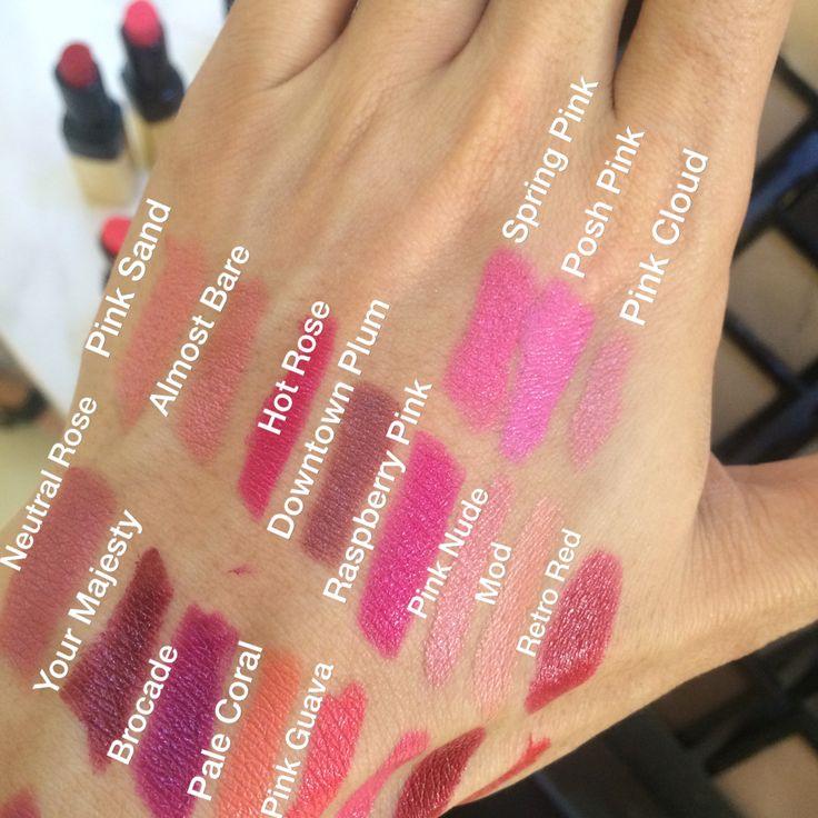 Bobbi Brown Luxe Lip Color Falls 2015 Neutralrose  -8868