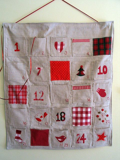 Advent Calendar Homemade : Best homemade advent calendars ideas on pinterest