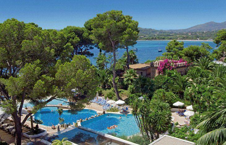 Hôtel Hipotels Eurotel Punta Rotja Hôtel & Spa 4* TUI à Majorque aux Iles Baléares