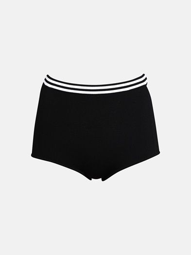 Riri shorts | 7179357 | Musta | BikBok | Suomi
