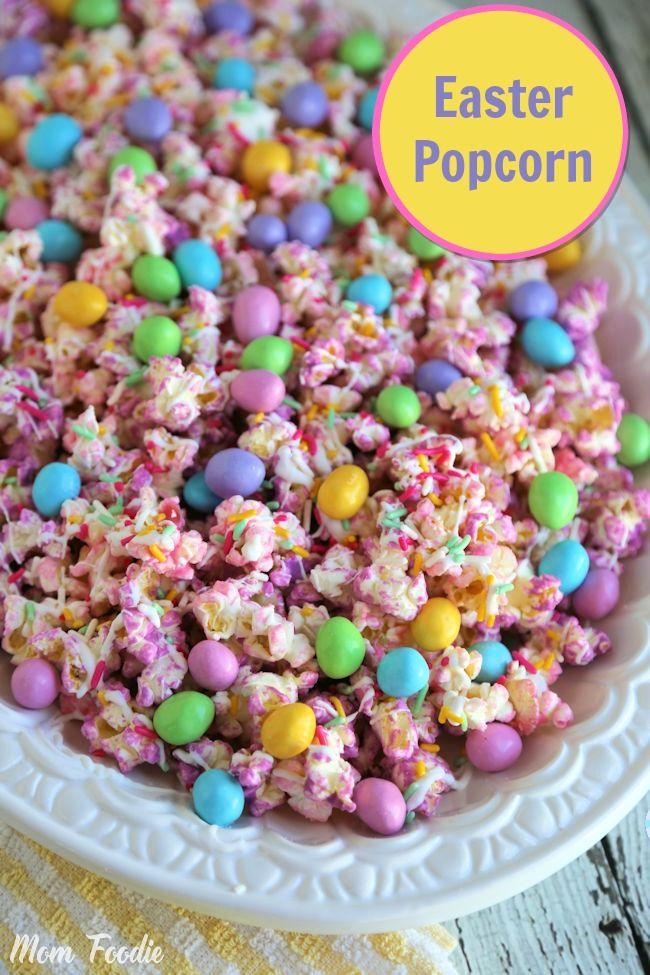 Easter Popcorn Recipe