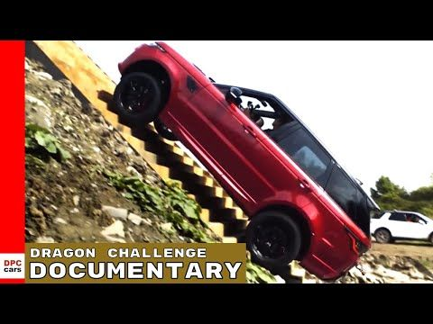 Range Rover Sport – Dragon Challenge - YouTube