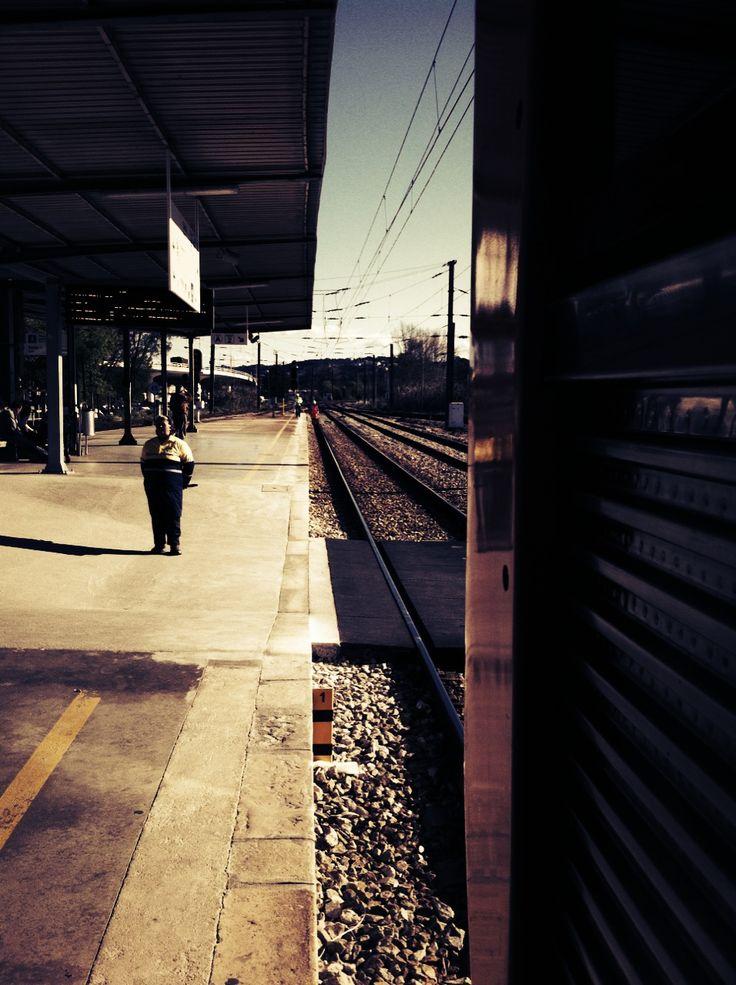 """""""Road"""" to Coimbra. Coimbra, March 2013"""