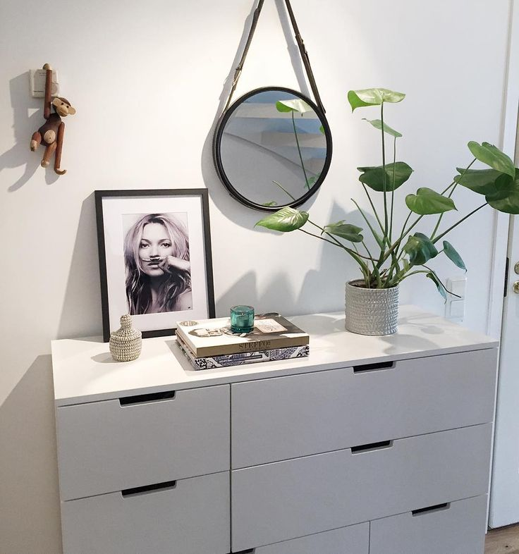 Ikea 'Nordli' drawers @jannicas_detaljer