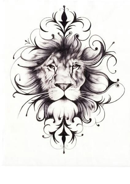 ~When I was little, I used to have a recurring dream about a lion, which I later was told was my mind's way of protecting me from some bad things. So lions are a big deal for me.~