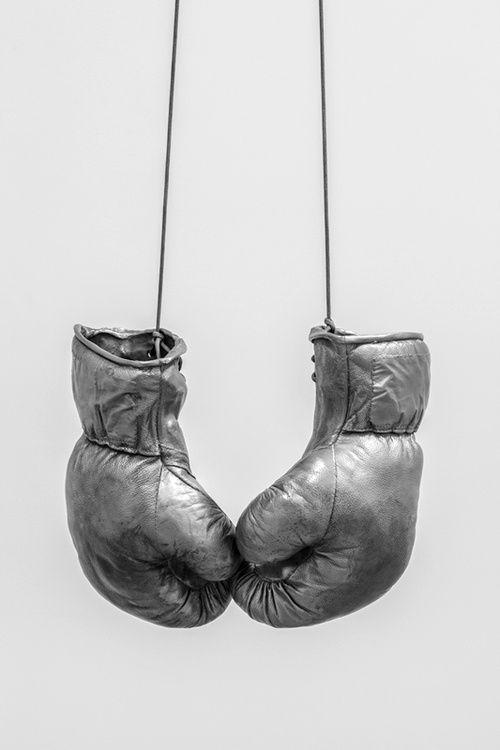 Sport: Sometimes you gotta hang em up.