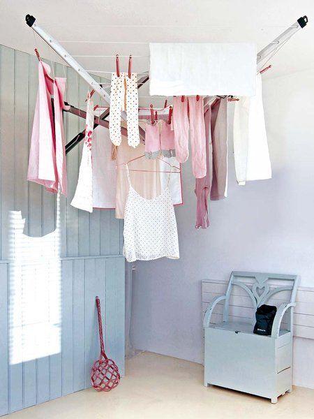 Las 25 mejores ideas sobre tendedero plegable en for Tendedero ropa exterior