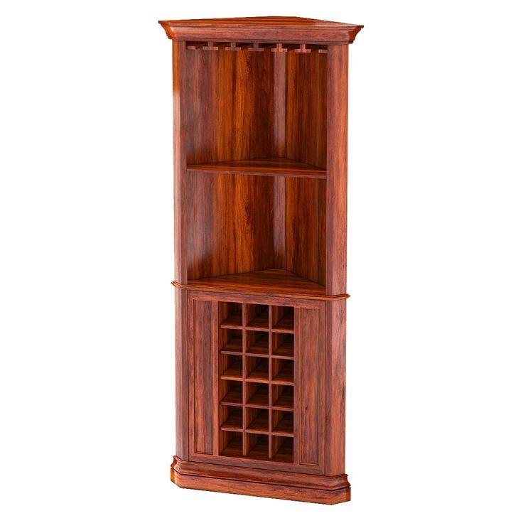 Building Corner Bar For Small Spaces Corner Bar Cabinet Corner