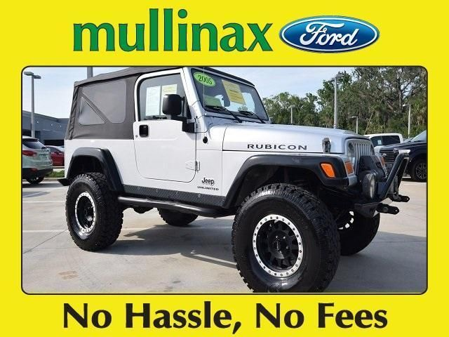 LOVE LOVE LOVE Used 2005 Jeep Wrangler Unlimited Rubicon