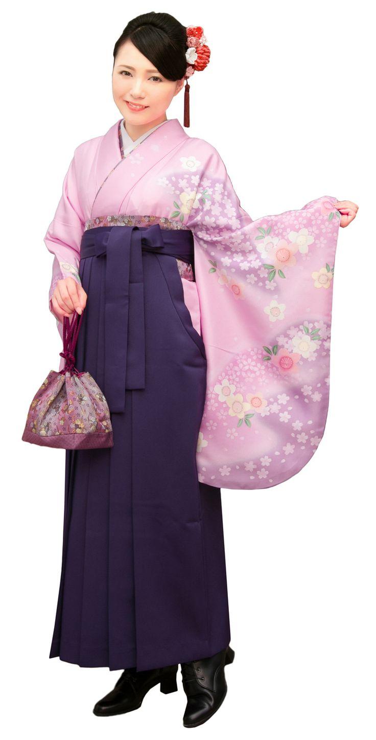 袴 レンタル(ハカマ レンタル)晴れ着の丸昌[卒業時装] 全国宅配無料
