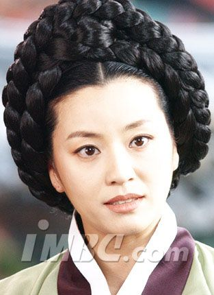 Kyeon Mi-Ri 2003 in A Jewel in the Palace (Court Lady Choi)