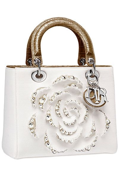 Dior - Cruise Bags - 2013  Definitely going to get one of these for my cruise