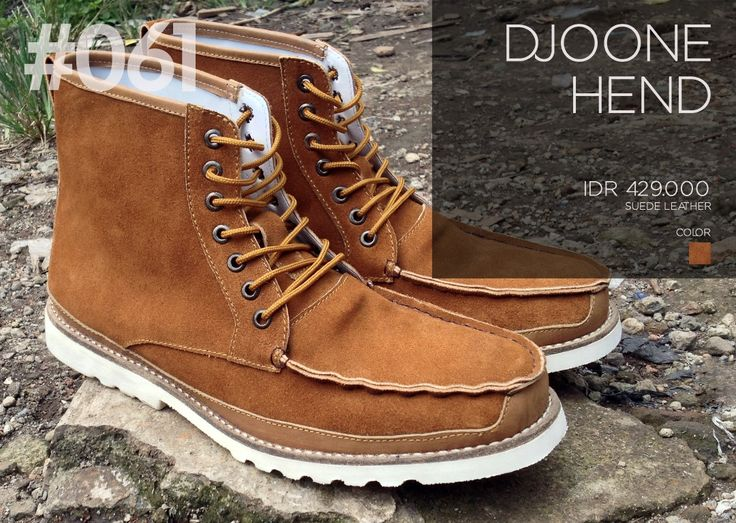 Men's Boots, 061 DJOONE Hend. Download: http://lookbook.djoone.com
