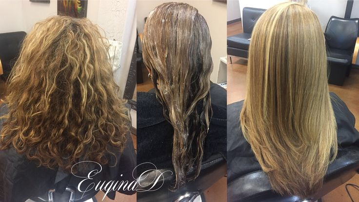 Peter Coppola Keratin Smoothing Treatment by Euqinad
