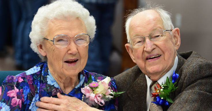 Harvey and Irma Schluter are 104 and 92 years old. Never before have two storms bearing their names followed each other.