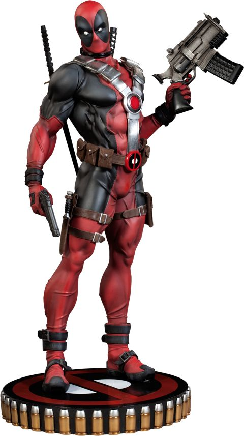 Marvel Deadpool Premium Format Figure by Sideshow Collectibl | Sideshow Collectibles