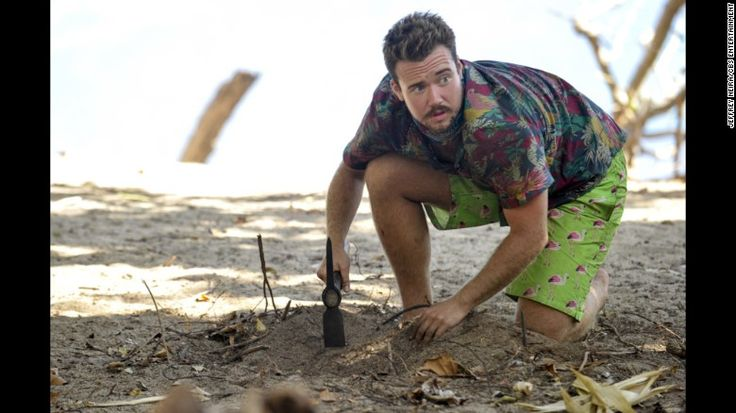 """Zeke Smith - appeared in """"Survivor: Game Changers"""""""