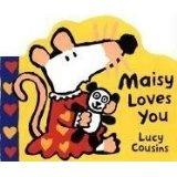 Maisy Loves You (Board book)  #valentineday www.giftsforbelovedones.com