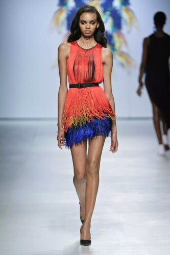Tart Mercedes Benz Fashion Week Cape Town SS 16/16
