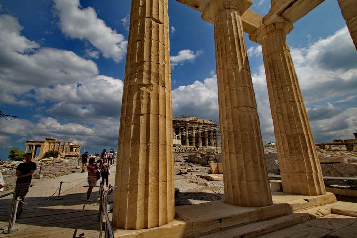 Parthenon, Akropolis.