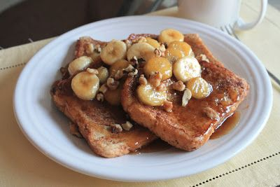 ... | Pinterest | Bananas Foster French Toast, Banana Foster and Toast