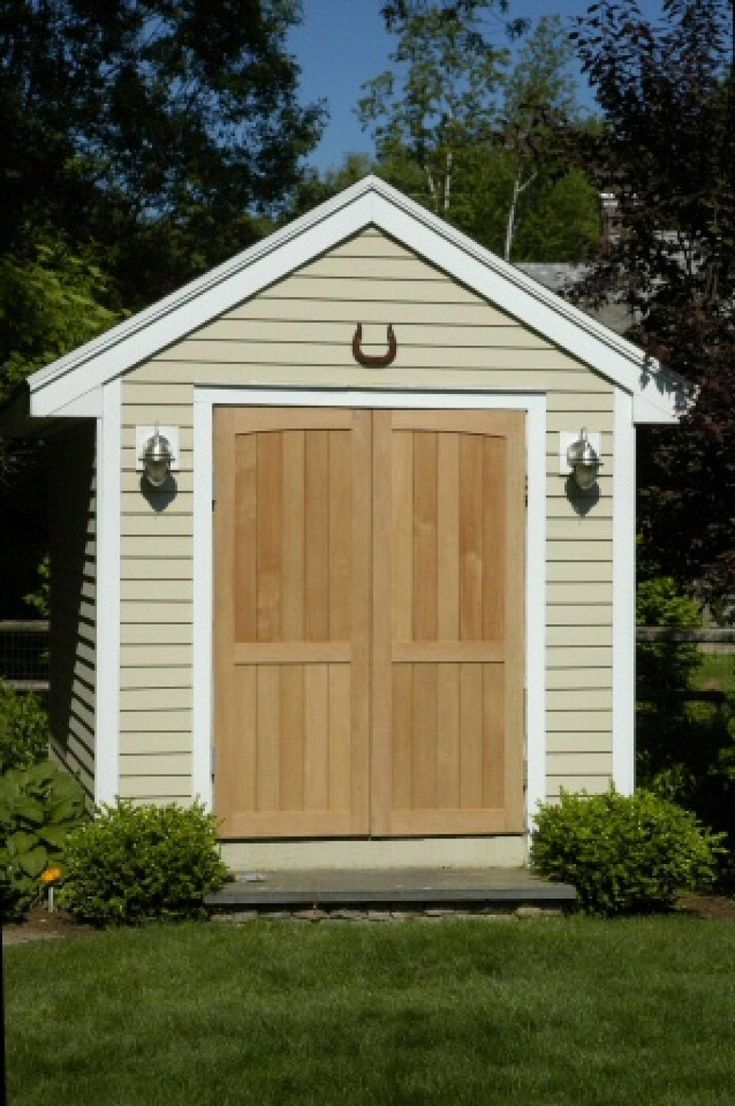 shed door pictures and ideas