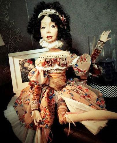 Boudoir dolls - http://arthandmade.net/catalog/bydyarniekykli Boudoir doll, doll, interior doll, collectible doll, handmade doll, interior, gift, original gift, collection, будуарные куклы, куклы, купить куклу, интерьерная кукла, коллекционная кукла, интерьер, подарок, оригинальный подарок, коллекция, кукла ручной работы